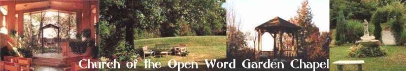 Church of the Open Word Garden Chapel, St. Louis, MO